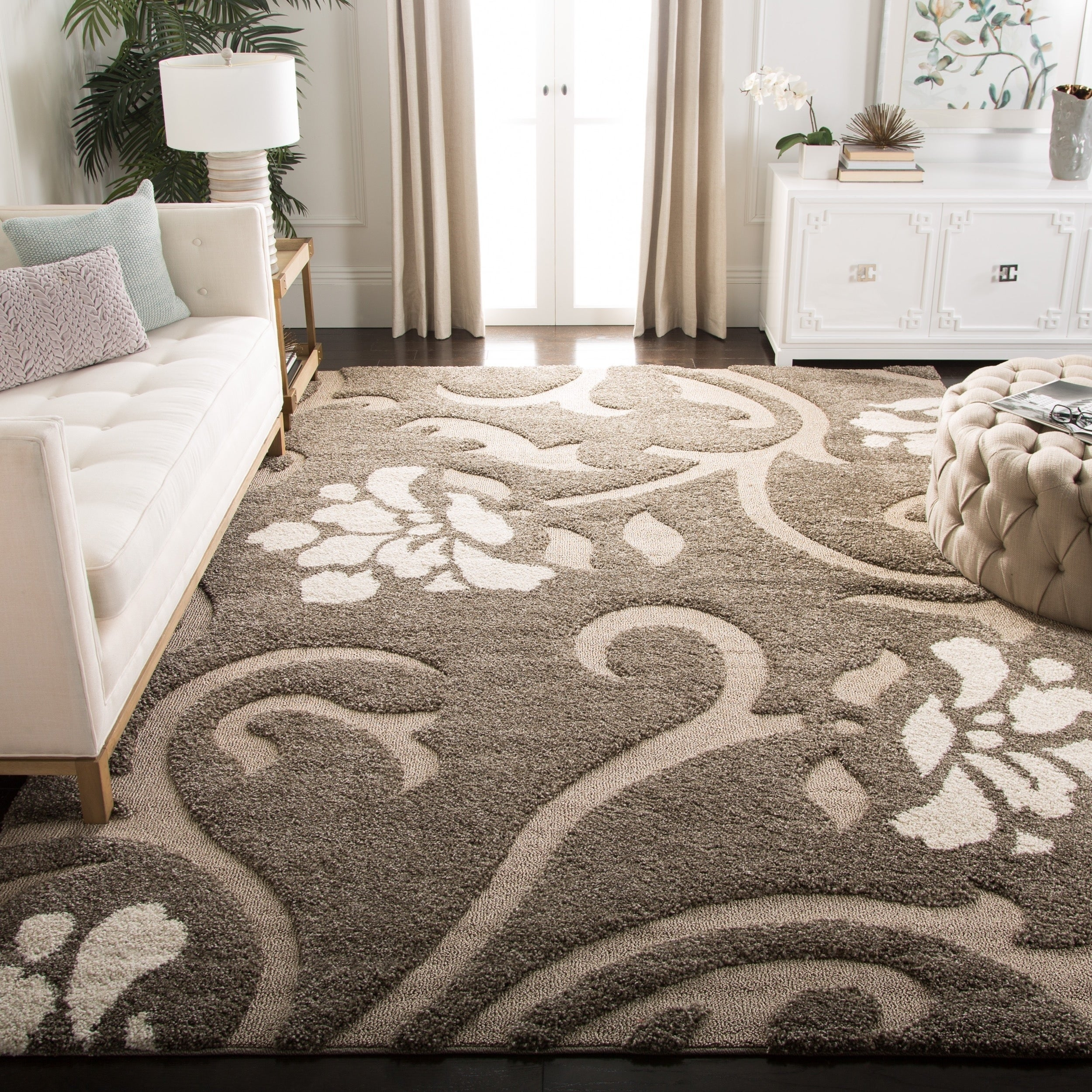 Unique Modern Shag Rug from Overstock.com