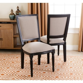 Abbyson Suzanne Dining Chair (Set of 2)