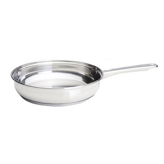 Kinetic GoGreen Classicor Stainless Steel 10-inch Open Frypan