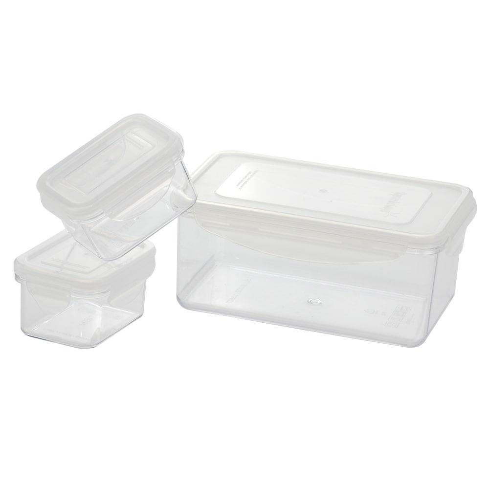 Kinetic GoGreen Tritan 6-Piece Rectangular Lunchbox Set w...