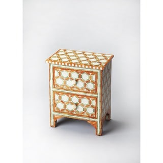 Butler Vivienne Bone Inlay Accent Chest