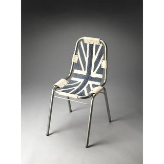 Butler Shelton Denim Side Chair