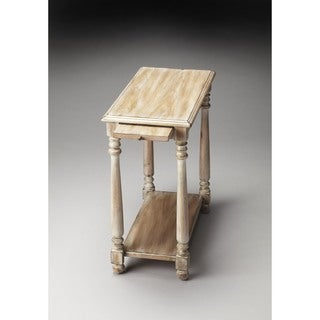 Handmade Butler Devane Driftwood Chair End Table (China)