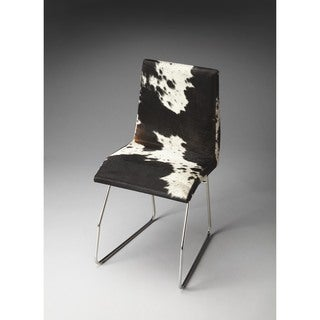 Butler Abilene Hair-On-Hide Side Chair