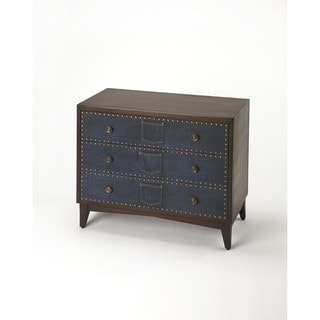 Butler Lindor Denim Console Chest