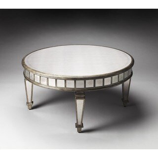 Butler Garbo Mirrored Cocktail Table