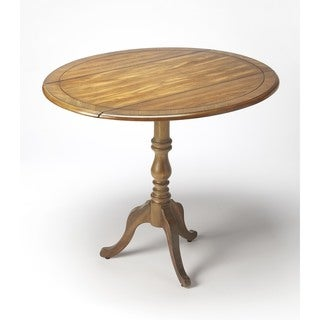 Butler Theodore Dusty Trail Drop-Leaf Hall Table