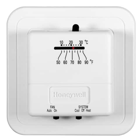 Honeywell YCT31A1002/U Manual Economy Thermostat
