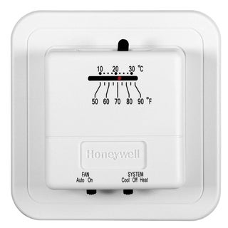 Honeywell YCT31A1002/U Manual Economy Thermostat