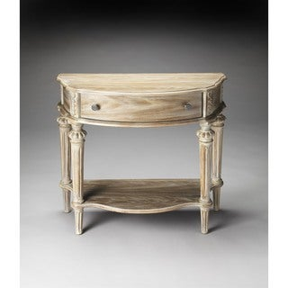 Butler Halifax Driftwood Console Table