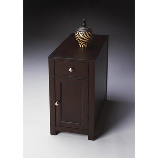 Butler Benson Merlot Chairside Table