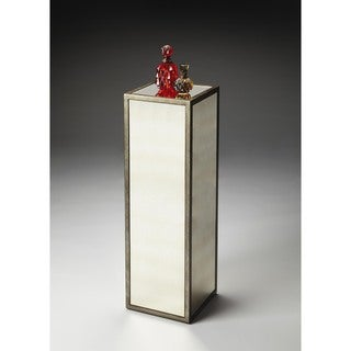 Butler Marlo Mirrored Pedestal