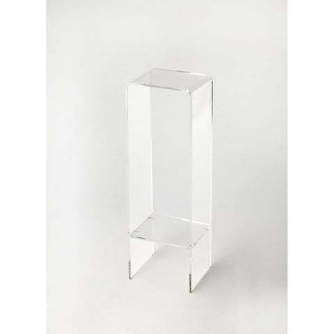 Butler Crystal Clear Acrylic Plant Stand