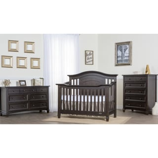 Evolur Fairbanks 5-in-1 Convertible Crib