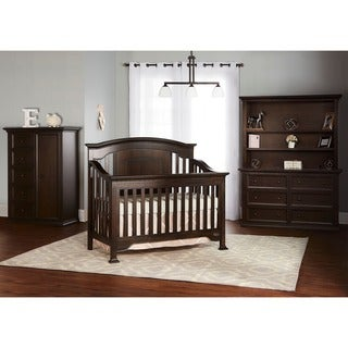 Evolur Sawyer Five-in-one Convertible Crib
