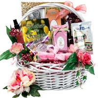 'Mothers Are Forever' Medium-sized Gourmet Food Gift Basket - mothers-are-forever-medium
