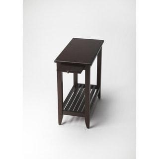 Butler Irvine Plantation Cherry Chairside Table