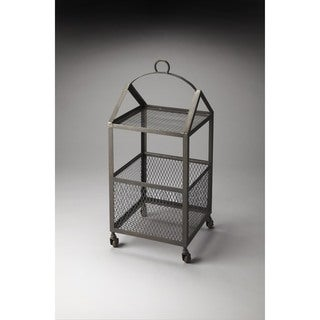 Butler Trammel Industrial Chic Chairside Table