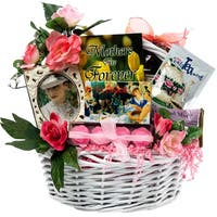 Mothers Are Forever' Gourmet Food Small Gift Basket - mothers-are-forever-small
