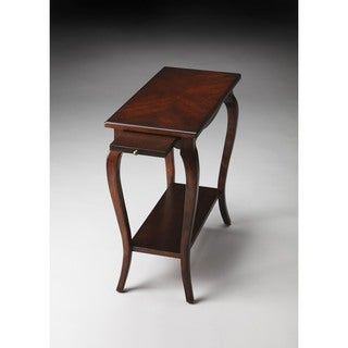 Butler Sabrina Plantation Cherry Chairside Table