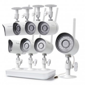 funlux 720p ip network camera 12golkes