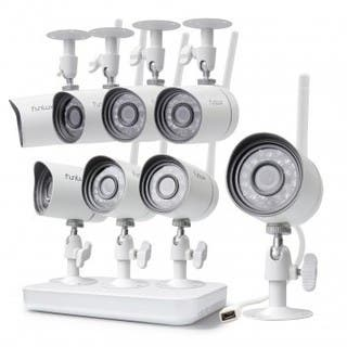 Funlux 8 Channel 720p Wireless NVR System with 8 HD WiFi IP Cameras and 1TB HD|https://ak1.ostkcdn.com/images/products/12079526/P18945514.jpg?impolicy=medium