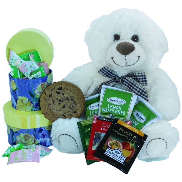 'I Wuv You Beary Much' Gift Set with Teddy Bear