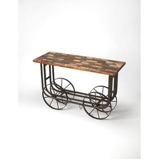 Butler Mercer Industrial Chic Console Table