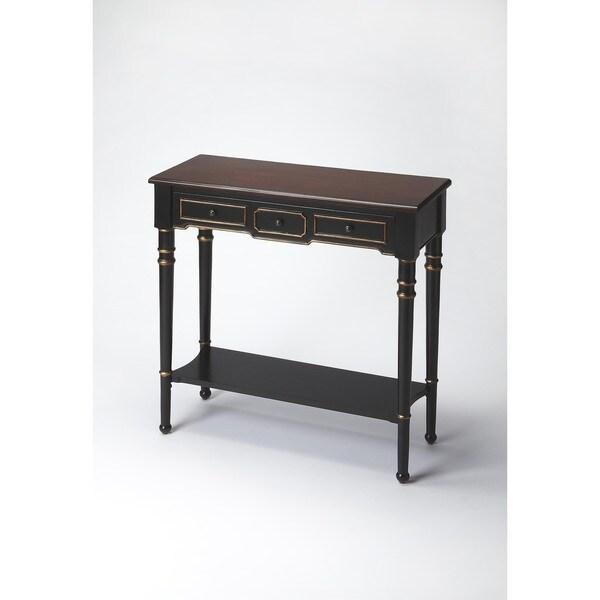 Attractive Butler Banham Caf Noir Console Table