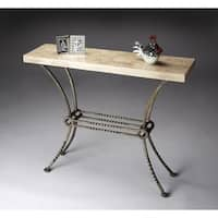 Handmade Butler Metalworks Console Table (Philippines)