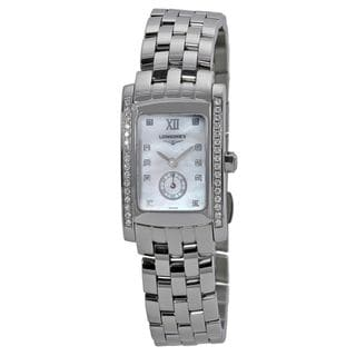 Link to Longines Women's L51550846 'Dolce Vita' Diamond Stainless Steel Watch Similar Items in Women's Watches