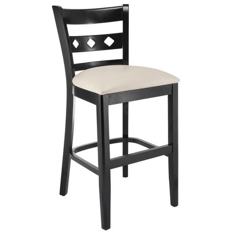 Astonishing Buy Black Transitional Counter Bar Stools Online At Bralicious Painted Fabric Chair Ideas Braliciousco