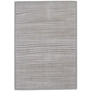 Grand Bazaar Merna Multicolor Polyester/Polypropylene Machine-made Rug (8' x 11') - 8' x 11'
