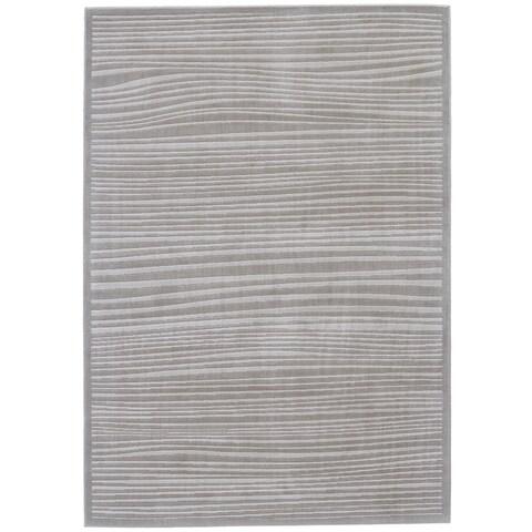 Grand Bazaar Merna Multicolor Polypropylene/Polyester Machine-made Rug (10' x 13'2)