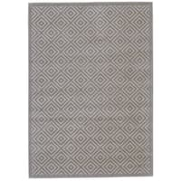 Grand Bazaar Sheena Birch / Taupe Area Rug (8' x 11') - 8' x 11'