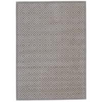 "Grand Bazaar Sheena Birch / Taupe Area Rug (10' x 13'2"") - 10' x 13'"