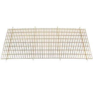 ProSelect Gold Cage Dog Crate Floor