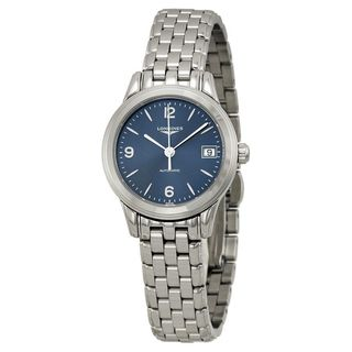 Longines Women's L42744966 'Flagship' Automatic Stainless Steel Watch