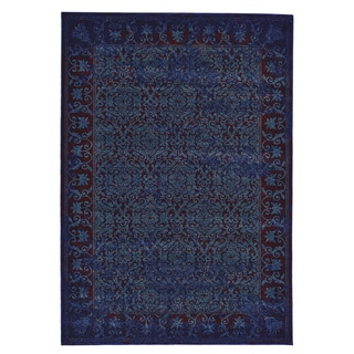 Grand Bazaar Addy Collection Multicolored Polypropylene Machine-made Rug (2'2 x 4')