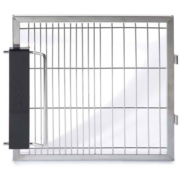 PROSELECT Modular Dog Crate Replacement Door (Small), Silver