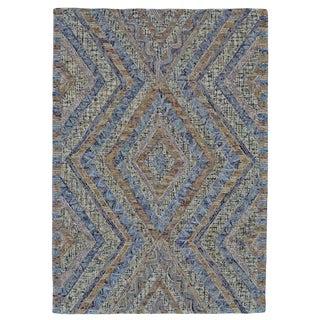Grand Bazaar Confetti Tufted Iona Rug (5' x 8')