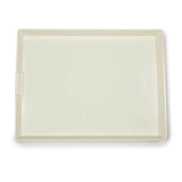 PROSELECT Tan Plastic Modular Crate Replacement Tray (Med...