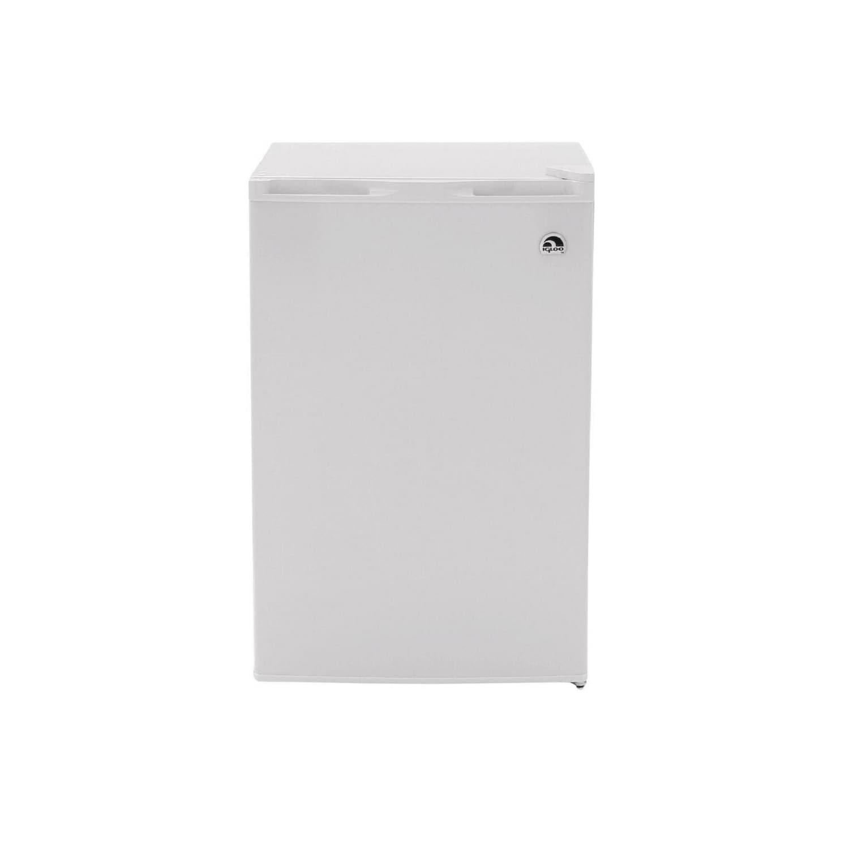 Igloo 4.6 Cu. Ft. Mini Refrigerator, White ice