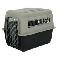 Petmate Ultra Vari Black/Tan Metal Dog Kennel and Crate