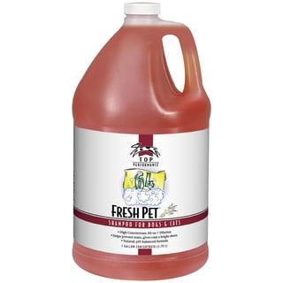 Top Performance 64 1-gallon Fresh Pet Dog and Cat Shampoo