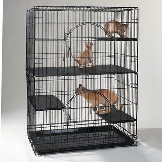 ProSelect Deluxe Cat Cage Platforms (Pack of 3)