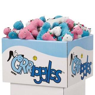 Grriggles Fresh Water Berber Dinos Refill 72-piece Bulk Order Dog Toys