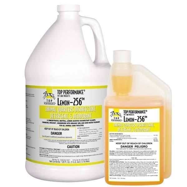 PetEdge Top Performance Lemon 256 Disinfectant Galllon fo...