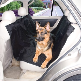 Guardian Gear Black Nylon/Polyester All Season Car Seat Cover
