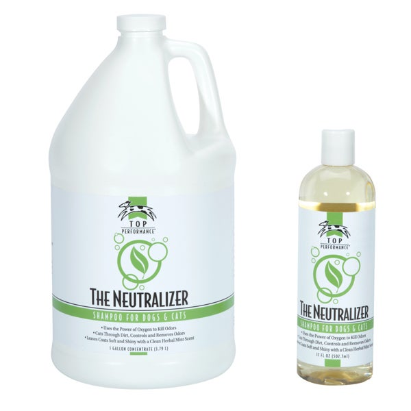 PetEdge Top Performance The Neutralizer Dog and Cat Shamp...